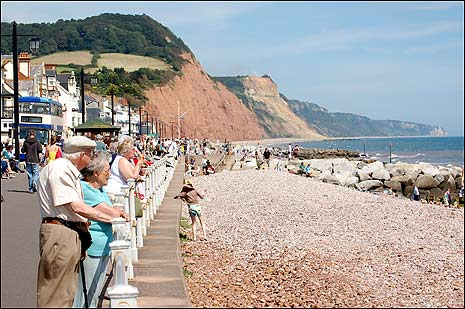 Self Catering Sidmouth